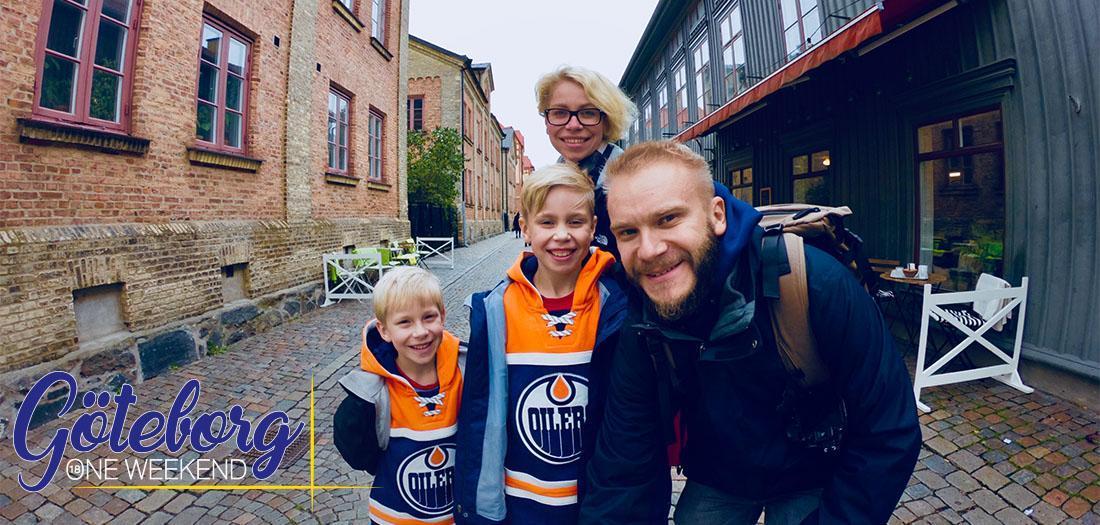 Göteborg - Ein Wochenende 2018